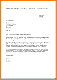 Teaching Resignation Letter 24 example of a resignation letter uk pennart appreciation society 1