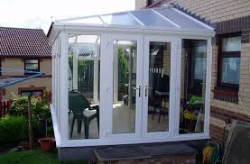 k2 hipped lean to diy upvc conservatory