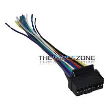 jvc wiring harness ebay Jvc Kd R300 Wiring Harness 16 pin wiring wire harness for select jvc car radio cd player stereo receiver jvc kd-r300 wiring diagram