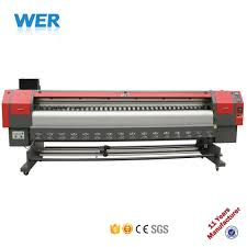 China Cheap 3.2m Digital Vinyl <b>Printer</b>, 1440 Dpi Eco Solvent Inkjet ...