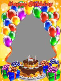 40 Happy Birthday Frames Loonapix