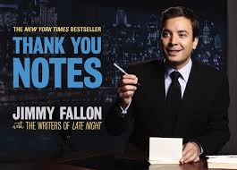 thank you notes jimmy fallon, the writers of late night Funny Late Wedding Thank You Cards thank you notes jimmy fallon, the writers of late night 8580001043821 amazon com books funny late thank you cards
