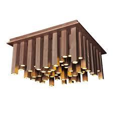 wood lighting. Modern Original Wood Column LED Recessed Lighting 10780 I