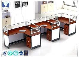 corner computer desk with hutch desk modern office partner desk used 4 person computer table used