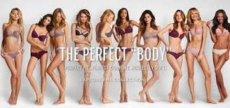 women and media sp sure sex sells but exactly what does figure 1 2 perfect body campaign by victoria s secret