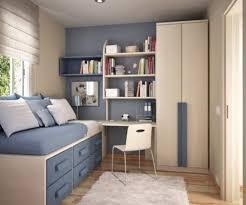 Space Saving For Small Bedrooms Space Saving Ideas For Small Bedrooms Varnished Wooden Bed Frame