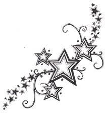 How To Draw A Star Design Tattoo Yakuza Japanese Shooting Star Tattoo Designs 2016