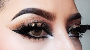 smoky eyes facety first