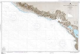 Nautical Charts Central America Nga Nautical Chart 21026 Puerto Madero To Cabo Velas Pacific Coast Omega