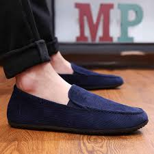 Spring <b>Summer</b> NEW <b>Men's</b> Loafers Comfortable Flat Casual Shoes ...
