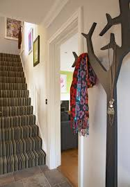 Coat Rack Next Adorable Splashy Wall Mount Coat Rack In Entry Eclectic With Wall Mounted