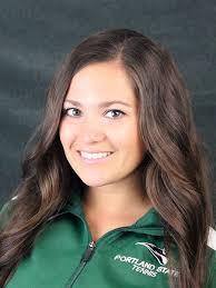 Alexa McDonald - 2014-15 - Women's Tennis - Portland State ...
