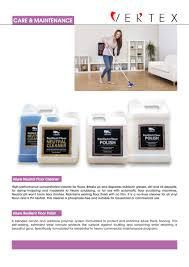allure resilient floor polish
