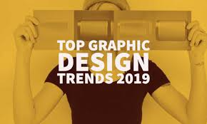 Best Graphic Design Trends 2019 Top Graphic Design Trends 2019 Video Colour Typography