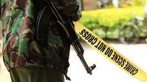 Image result for police officer killed in eldoret