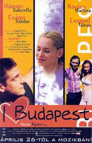 I Love Budapest 2001