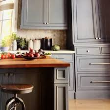 grey kitchen cabinets against light wood this light gray kitchen cabinets for