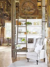 Home Design: Super Cozy Barn House Kitchen Islands - Barn House