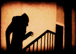 essay on an analysis of horror movies in general the examples  a screenshot of the 1922 film nosferatu though the film is in the public