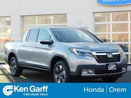 New 2019 Honda Ridgeline RTL-E in Orem #2H90239 | Ken Garff Honda of ...