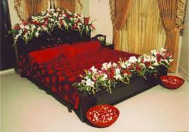 bridal room decor romantic room decoration