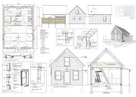 build your own tiny house plans new amusing tiny house building