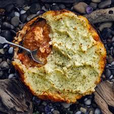 Lobster Shepherd's Pie Recipe