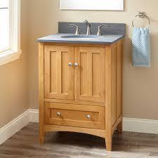 Bamboo Bathroom Cabinets 24 Evelyn Bamboo Vanity For Undermount Sink Bathroom
