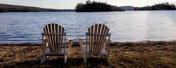 adirondack chairs lake. Simple Lake Detailadirondackchairsonlakesummer On Adirondack Chairs Lake