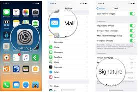 How To Change Signatures In Mail On Iphone And Ipad Imore
