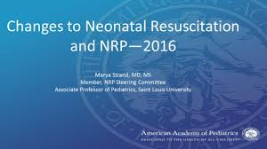 Cpr Chart 2016 Changes To Neonatal Resuscitation And Nrp 2016
