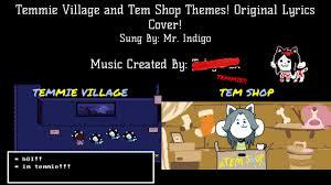 Temmie Shop Theme Rap