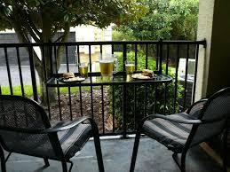 condo outdoor furniture dining table balcony. Wonderful Apartment Balcony Ideas Condo Outdoor Furniture Dining Table