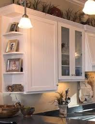 Corner Shelves For Kitchen Cabinets Example Of Curved Corner Cabinet Ideas For The House Pinterest 78