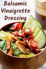 balsamic vinaigrette dressing low carb