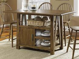 kitchenette table sets details about 7 pc oval dinette kitchen beautiful tall kitchen table with storage