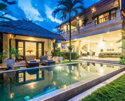 3 Bedroom Villa In Seminyak Cool Inspiration Ideas