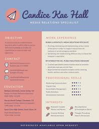Canva Resume Amazing Monochromatic Blue Modern Infographic Resume Templates By Canva