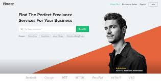 Fiverr Logo Design Cost Outsourcing Work Online With Fiverr Campbell Data Science