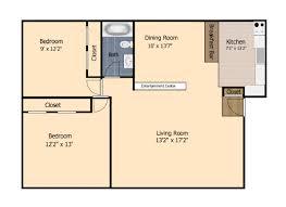 floorplan mt washington apartments 2 bedroom 1 bath 850 square feet