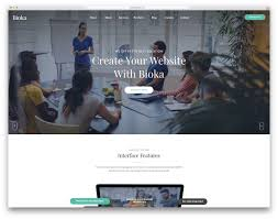 21 Clean Adobe Muse Templates For Business Websites 2019 - Colorlib
