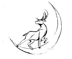 artemis symbol. tattoo design - stag by ~schematree on deviantart the symbol of artemis s