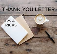 Thank You Note Tips Tricks It Engineering Staffing Insights