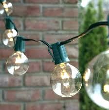 light bulbs string lights outdoor exterior clear round garden edison bulb lighting expo 2018 rope v outdoor string lights