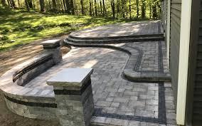 paver patio installation grand rapids mi