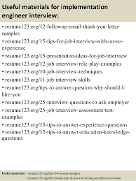 Telecom Implementation Engineer Sample Resume New Top 44 Implementation Engineer Resume Samples
