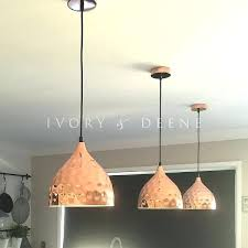 lily pendant light chic round crystal ball hanging lamp with copper ceiling prepare lights kokoon trika