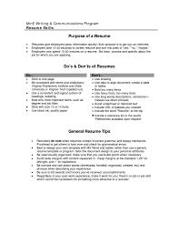 Good Job Objectives For Resume Sample In Finance Graduate