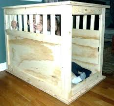dog crate furniture diy image of dog crate furniture dog crate furniture diy plans