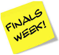 Image result for finals schedule clipart